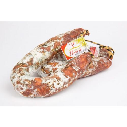 Chorizo Ibérico herradura de bellota